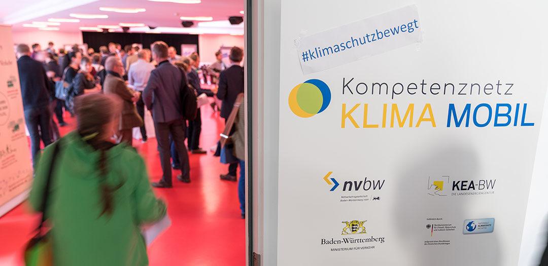 Auftaktveranstaltung Kompetenznetz Klima Mobil am 23.1.2020 im Hospitalhof in Stuttgart.