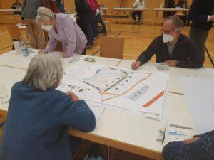 Workshop Gemeinderat Ravensburg, Quelle: Lorenz Blume, Kompetenznetz Klima Mobil