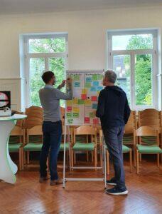 Auftaktworkshop Klima Mobil, Modellkommune Waldkirch, Quelle: Lorenz Blume, Kompetenznetz Klima Mobil